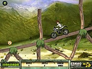 Ben 10 adventure ride online