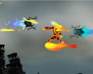 Ben 10 the master of flame online
